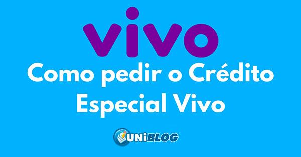 Crédito Especial Vivo