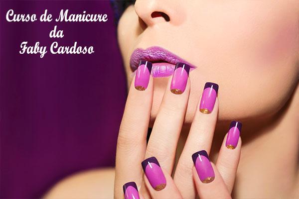 curso de online de manicure faby cardoso