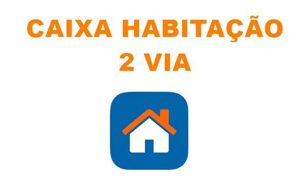 Caixa Habitação 2ª via