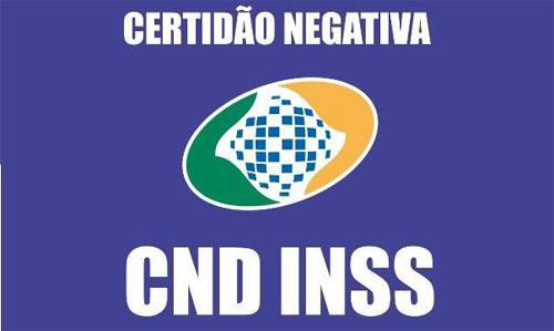 O que é a CND do INSS