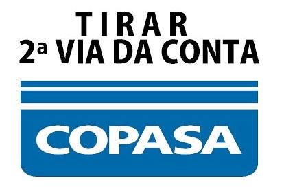 Tirar segunda via Copasa