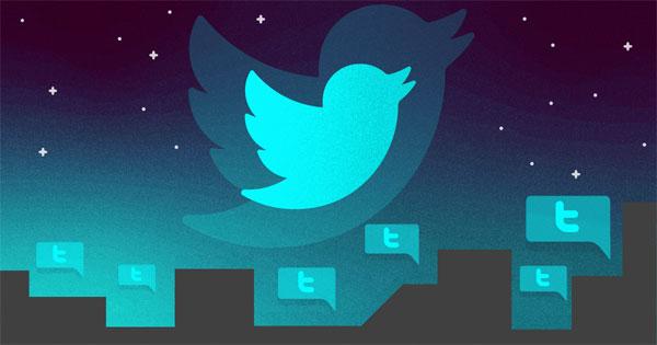 Por que excluir uma conta do Twitter?