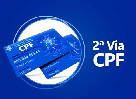 Como tirar segunda via de CPF – como funciona a impressão