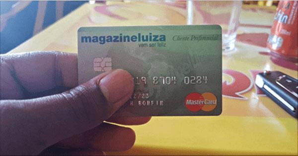 Como consultar a fatura do Cartão Magazine Luiza