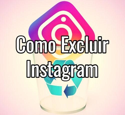 Motivos mais comuns para excluir conta do Instagram