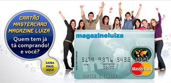 Quais são as vantagens do cartão de crédito do Magazine Luiza?
