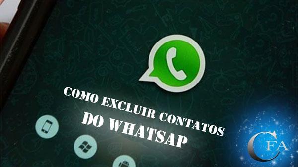 Excluir contato do WhatsApp: o que fazer se não funcionar?