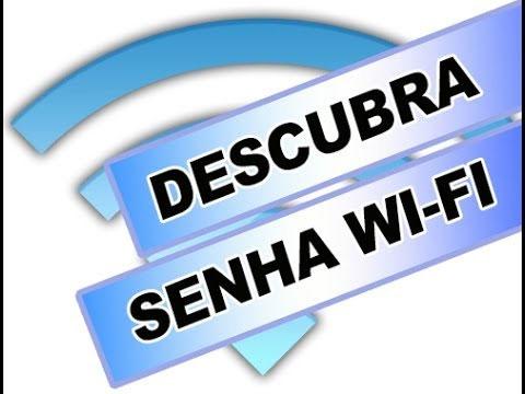 É possível descobrir uma senha de WiFi