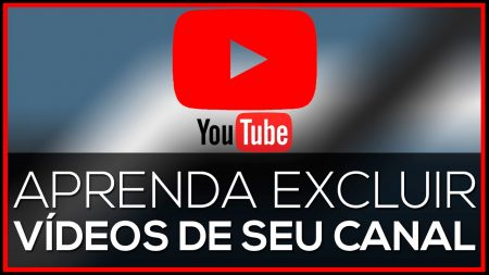 Excluir vídeo do canal