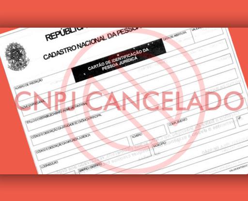 Passo a passo para cancelar CNPJ