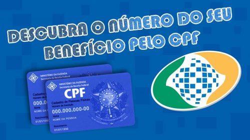 Como consultar benefício do INSS pelo CPF